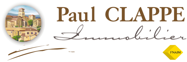 Logo Paul CLAPPE Immobilier - Conseils Immobiliers, Achats, Ventes, Locations